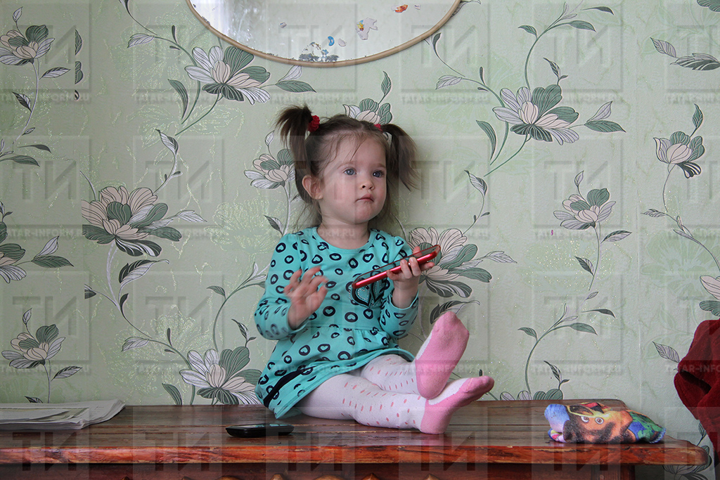 21.03.2017 Семья - посёлок Балтаси (Фото: Александр Эшкинин/ИА Татар-информ)