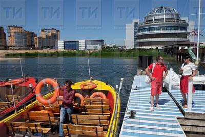 21.06.2016 - Лодки на Казанке