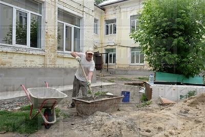 22.06.2016 - Ремонт школы