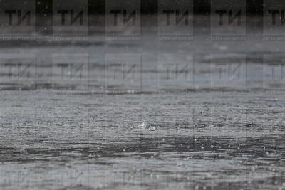 Россия. КАЗАНЬ. 26.06.2018 - Сильные ливни с ветром и градом обрушились на Казань (фото: Ильнар Тухбатов/ ИА Татар-Информ)