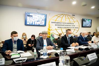 19.01.2021 - Заседания Милли шура (Фото Салават Камалетдинов )