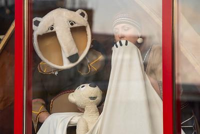 02.01.2021 - Передвижная студия Зима  - театр   Пеликан(Фото Салават Камалетдинов )