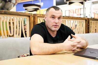 27.01.2021 - Илдар Әхмәтов белән интервью (Фото Салават Камалетдинов )