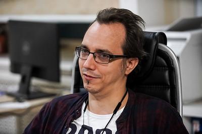 07.12.2020 - Интервью с разработчиком игры на PlayStation из РТ (Фото Салават Камалетдинов )
