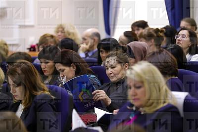 18.01.2018  - Итоговая коллегия Государственного комитета РТ по архивному делу  (фото Салават Камалетдинов)