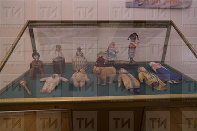 15.12.2017  - Открытие выставки Волшебный мир игрушки (фото Салават Камалетдинов)