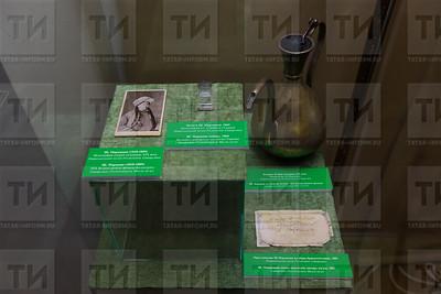 """16.01.2018  - Выставка """"Ш. Марджани и его наследие"""" (фото Салават Камалетдинов)"""
