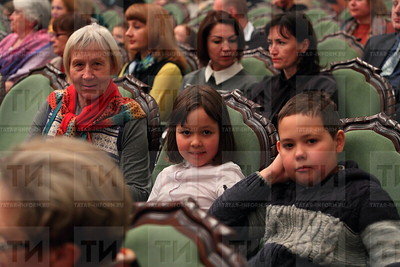 """24.10.17 Фестиваль """"Глория""""  (фото: Михаил Захаров / ИА Татар-Информ )"""