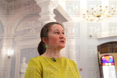 тухбатова гузель, музей тукая, директор, интервью, төхфәтова гүзәл, тукай музее