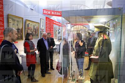 26.12.2017  -  Национальный музей РТ. Подведение итогов 2017 года (фото Салават Камалетдинов)