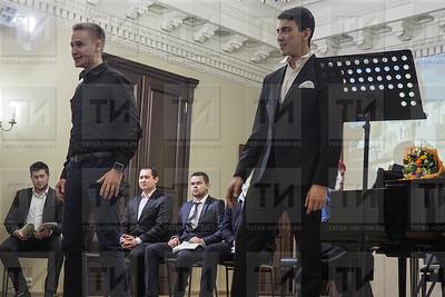 Малый зал консерватории. Опера, выдержки Н.Г.Жиганова. (Фото: Рамиль Гали/ ИА Татар-информ)