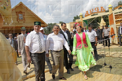 13.07.2013 - Сабантуй, фото: Хабибуллина