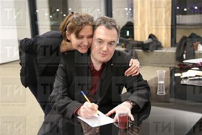 """Спектакль """"Простак в мире джаза"""" (Рамиль Гали)"""