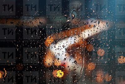 """06.10.17 Премьера спектакля """"Бег"""" в Качаловском театре  (фото: Михаил Захаров / ИА Татар-Информ )"""