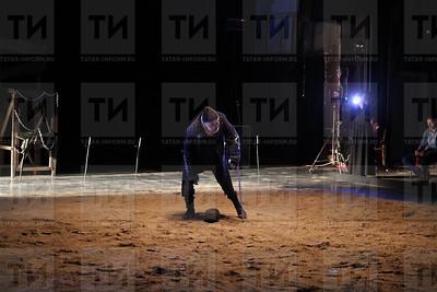 "07.06.2017 спектакль ""Ричард III"", театр-Казахстан фото Рамиля Гали"