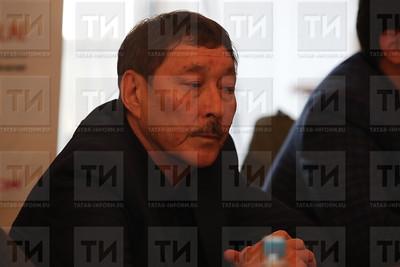 07.06.2107 Пресс-конференция с театрами из Казахстана фото Рамиля Гали
