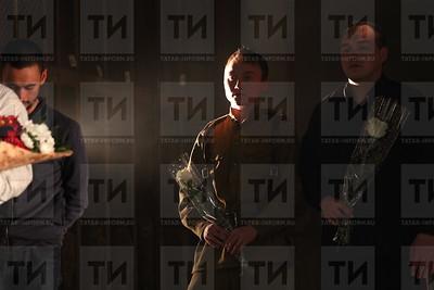 """13.10.17 Премьера спектакля """"Иблис"""" в Мензелинском театре  (фото: Михаил Захаров / ИА Татар-Информ )"""