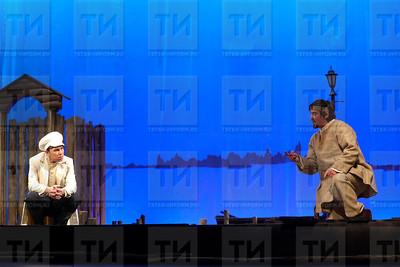 """13.12.2017  - Спектакль """"Гроза"""" по Островскому, Мензелинскго татарскго театра (фото Салават Камалетдинов)"""