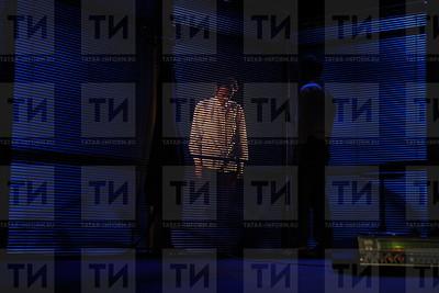 """19.10.17 Пресс-показ спектакля """"Господин Ибрагим"""" в ТЮЗе ( фото: Михаил Захаров / ИА Татар-Информ )"""