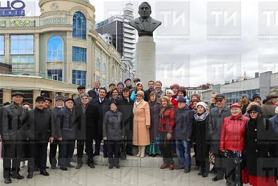 гумилев, лев, памятник, татарские писатели, открытие памятника