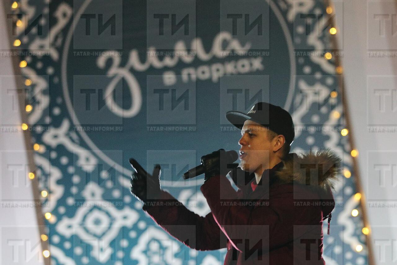 Россия. Казань. 04.01.2018 - Концерт новой татарской музыки (фото: Ильнар Тухбатов/ ИА Татар-Информ)