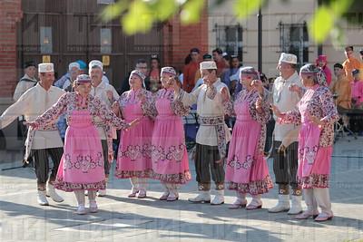 05.08.2017 Международный фестиваль татарского фольклора «Түгэрэк уен» фото Рамиля Гали