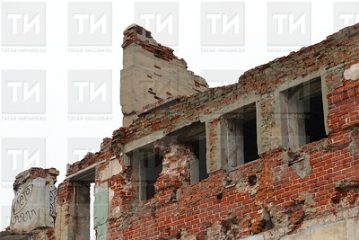 Развалины домов на Баумана, д.32 и 34  (автор: Михаил Захаров)