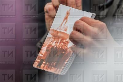 05.11.2016 .Открытая экскурсия по Адмиралтейской слободе. (Фото: Ильнар Тухбатов / ИА Татар-информ)