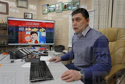Татармультфильм, стрела наследия