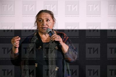 09.09.2018 -  Творческая встреча с Натальей Бондарчук (фото Салават Камалетдинов)