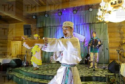 12.10.2017 - Презентация сборника татарских народных преданий и мифов (фото: Салават Камалетдинов)