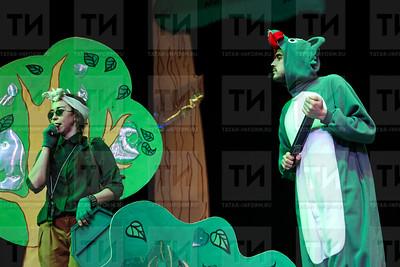 13.02.2018  - Пресс - показ, cказка Лекарство от жадности  (фото Салават Камалетдинов)