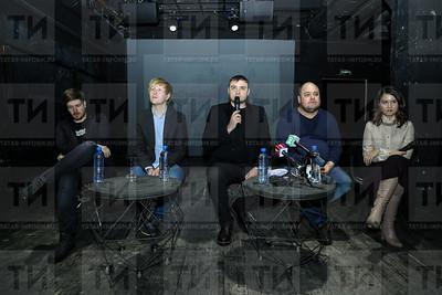 13.12.2017  - П/к, посвященная первой казанской оперной лаборатории - школе искусств (фото Салават Камалетдинов)