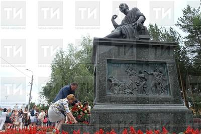 14.07.2016 - Памятник Державину