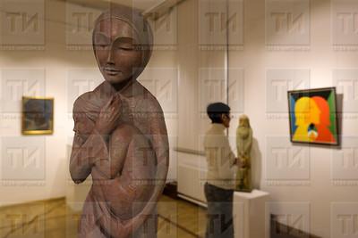 15.02.2018  - Открытие выставки Анатолия Сысоева (фото Салават Камалетдинов)