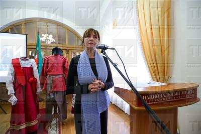 15.12.2017  -Презентация книги Русские крестьяне  (фото Салават Камалетдинов)