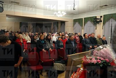 16.10.17 Творческий вечер Йолдыз Шараповой   (фото: Михаил Захаров / ИА Татар-Информ )