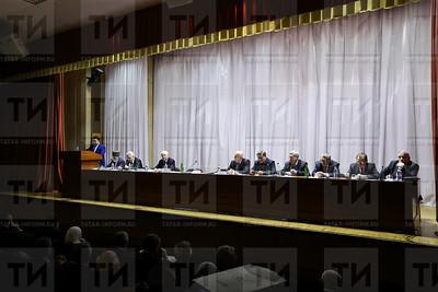 16.12.2017  - Общее собрание писателей Татарстана, посвященное итогам литературного года (фото Салават Камалетдинов)