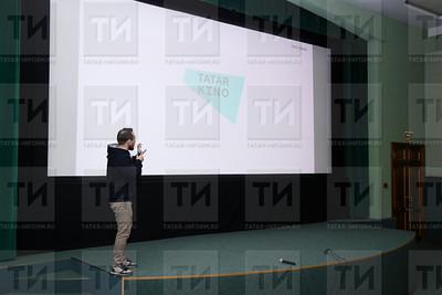 20.12.2017  - Презинтация сайта и логотипа «ТатарКино»  (фото Салават Камалетдинов)