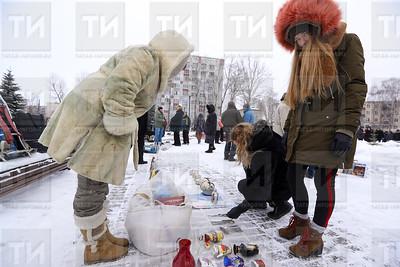 21.01.2018  - Экскурсия по букинистическим местам Казани  (фото Салават Камалетдинов)