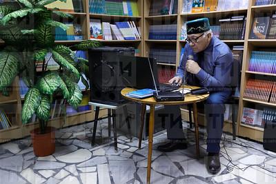 21.12.2017  - Презентация книги Алмаза Хамзина (фото Салават Камалетдинов)