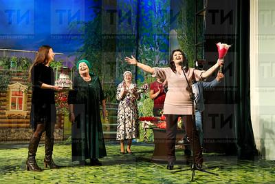 21.12.2018 - Юбилей Исламии Махмутовой в Тинчуринском театре (фото Салават Камалетдинов)