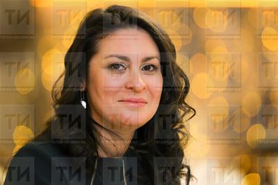 22.10.2017 - Интервью с певицей Риммой Шайхеловой (фото: Салават Камалетдинов)