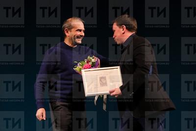 22.12.2017  - Награждение лауреатов театральной премии имени Дамира Сиразиева (фото Салават Камалетдинов)