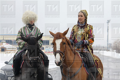 25.03.2017 Науруз 2017 (Фото: Александр Эшкинин/ИА Татар-информ)
