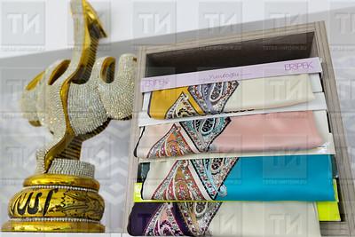 25.07.2017 -Интервью о мусульманской одежде(фото: Салават Камалетдинов/ ИА Татар-Информ)