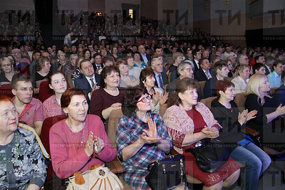 31.03.2017 Лучший инженер 2017 Зеленодольского судостроительного завода - награждение, концерт