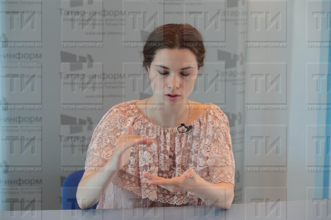 31.07.2017 Интервью с режиссером Оксаной Сенчуговой фото Рамиля Гали