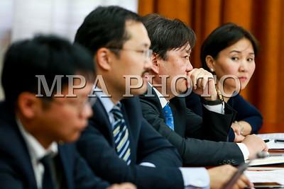 Монголбанканд хийсэн шалгалтын дүгнэлтийг хэлэлцэж байна