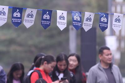 2019 оны есдүгээр сарын 02. МУИС-ийн 2019-2020 оны шинэ хичээлийн жилийн нээлт боллоо. ГЭРЭЛ ЗУРГИЙГ Г.БАЗАРРАГЧАА /MPA